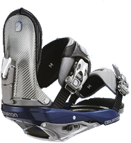 Burton P1 Carbon Binding, 2006 - CrazySnowBoarder Review