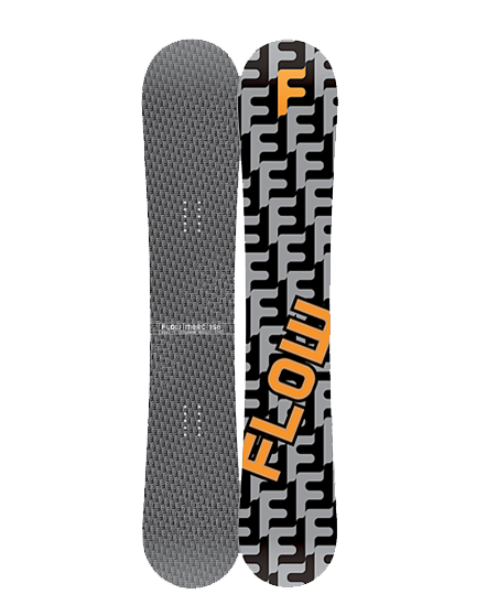 Flow Merc Snowboard, 2010 CrazySnowBoarder Review