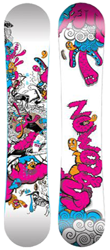 Salomon Sanchez Snowboard, 2008 CrazySnowBoarder Review